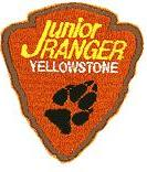 Junior Ranger Program of Yellowstone Park